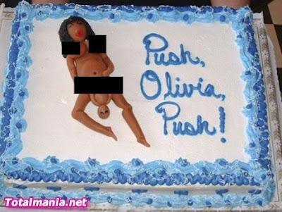 Push Olivia, Push!