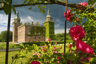 Les jardins de Marsvinsholm Slott - (c) Fredrik Ekblad