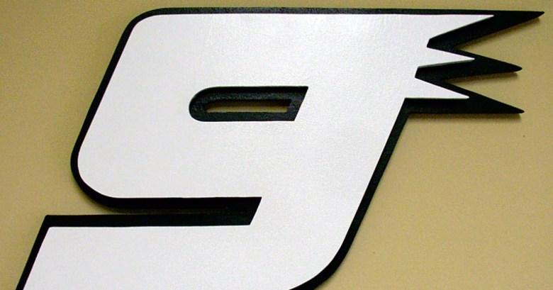 Custom Wall Art: More NASCAR driver numbers - #9