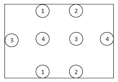 Solve One Puzzle A Day: No Intersection