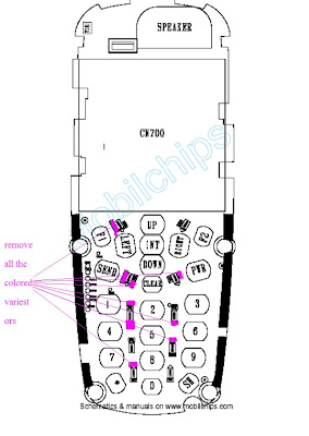 . Mobile Phone Guide .: SAMSUNG c210 Keypad Problem Solution