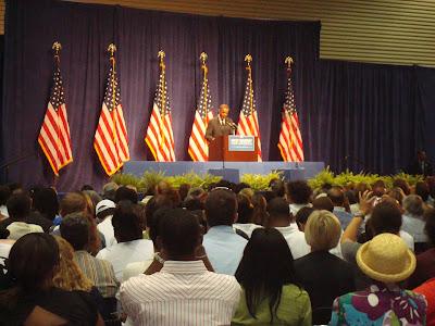 barack obama speech lansing