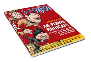 Revista Veja - 12 Março 2008