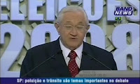 Boris Casoy ancora do debate