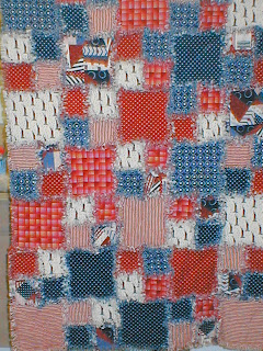 rag quilt ideas