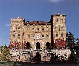 esterni castello agliè
