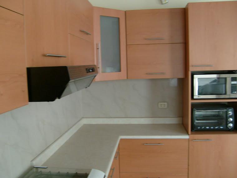 cocinas y muebles en melamina