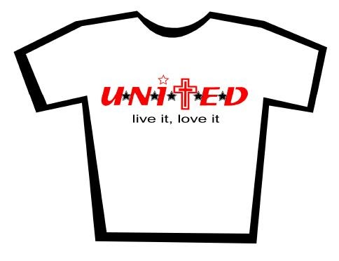 3n1 Promotions: United Dance and Cheer tees