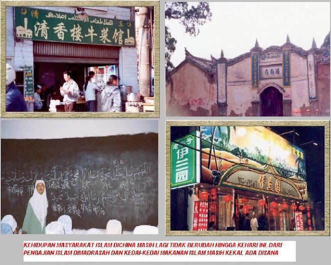 Penduduk Islam di Yunan China
