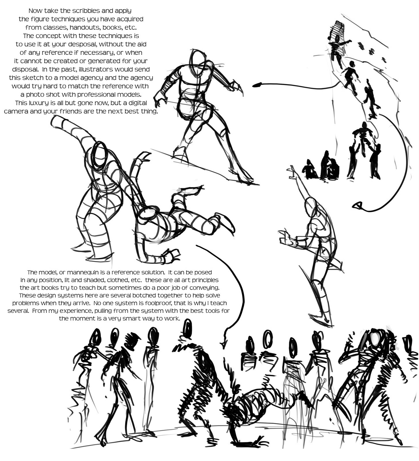 A Figure Drawing Users Guide Part 1 in short form updated 4-16