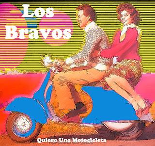Los Bravos - Quiero una motocicleta