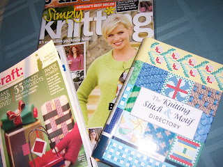Craft Magazine Knit With Snot