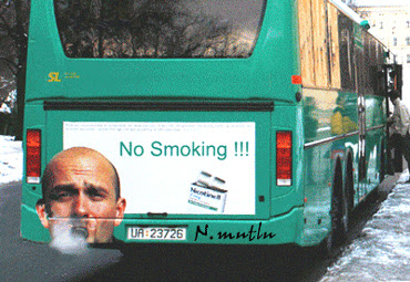 Thought Provoking Anti-Smoking Ads 16