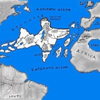 Lanjutan Sejarah Atlantis: Tamadun yang hilang 2