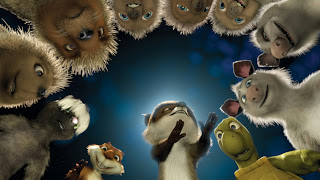 Over the Hedge (c)2006 by DreamWorks
