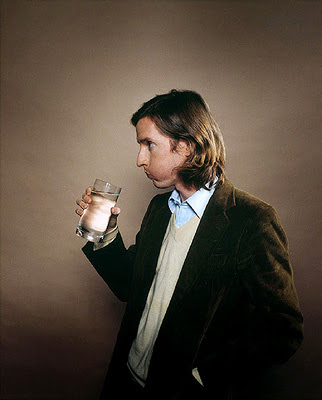 Hello I am Wes Anderson. I directed classics you might have heard of such as A Life Aquatic, which was inspired by me drinking this glass of water. I also directed The Royal Tennenbaums. Plus I directed that quirky movie about 3 brothers who find themselves on a train in India. I forgot the name because I dont define myself by what i do but rather by who I am. I am confidant and down-to-earth. I am sorry but i cant direct your fragrance commercial because it doesnt align with my personal brand, even though you wrote it for me. I guess Ive changed. Youve changed. Change is part of life. Sorry.