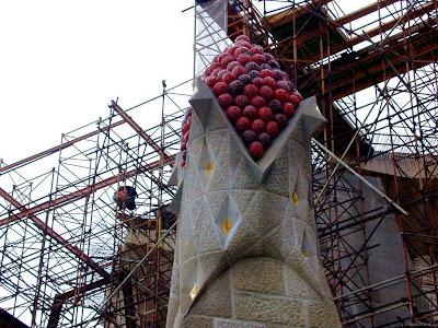 Antoni Gaudí: Templo Expiatorio de la Sagrada Familia (6/6)