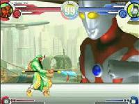 Ultraman vs GuanYu