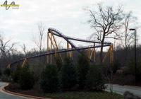 Apollo's Chariot Busch Gardens Europe