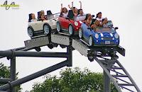 Italian Job Stunt Coaster - Kings Island