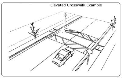 Google Sketchup for Civil Engineers: Raised Crosswalk