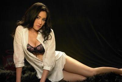 Model foto telanjang