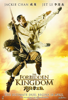 Forbidden Kingdom - Singapore Poster