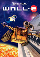 Eve and Wall-E are in love!