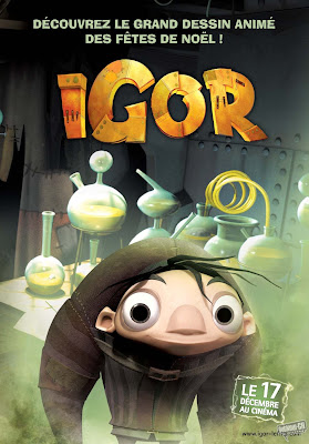 Igor International poster