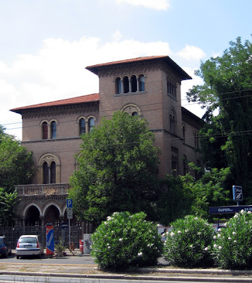 An abndoned Villa on Nomentana