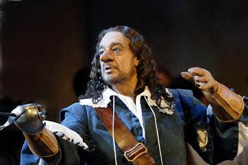 Placido Domingo as Cyrano