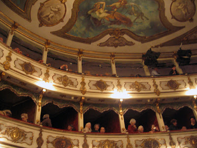 Teatro Verdi Palchi and Gallerie