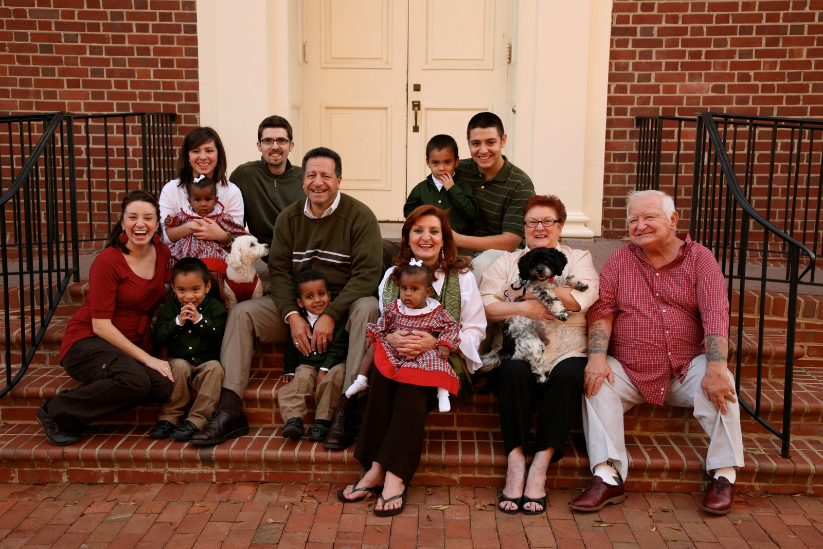 The Mestas Family