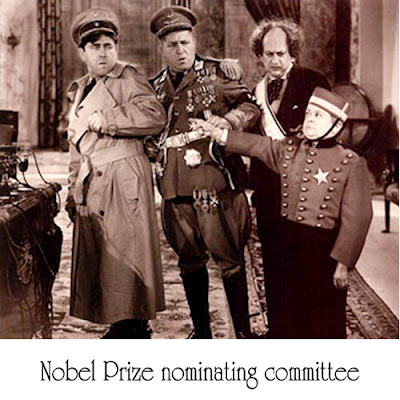 nobel prize assignment Even before the nobel peace prize was created, the ipu had already come a  long way  in the hague, among other assignments, he headed the commission .