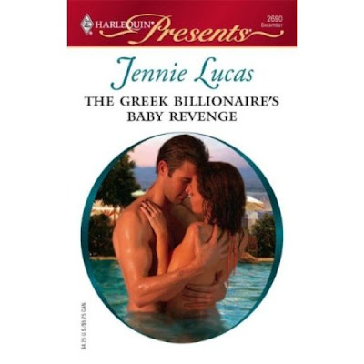 Cover - The Greek Billionaire's Baby Revenge