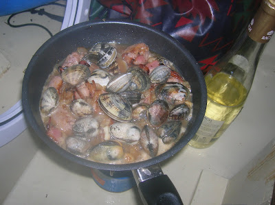 Pork and Clam Stew