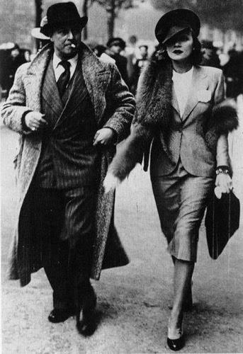 Vintage 1930s39 fashion