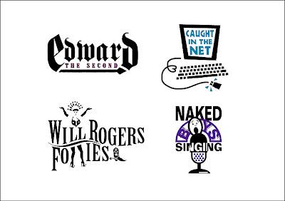 Jeff Fisher LogoMotives: Theatre Logos