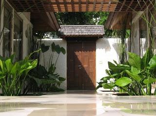 Resort en la costa de Tailandia