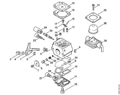 Stihl Br 600 Backpack Blower Manual, Stihl, Free Engine