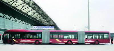 World Longest Bus
