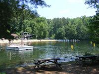 Table Rock swimming area photo