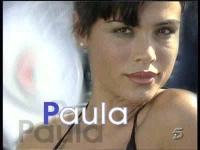 Paula de Ourense. Concursante de Gran Hermano