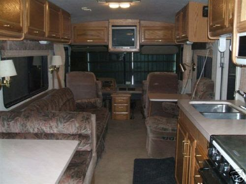 Used Campers Used Campers 1994 Fleetwood Bounder