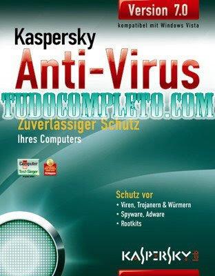 Kaspersky Internet Security 7.0.125 + key até 26/2/2009