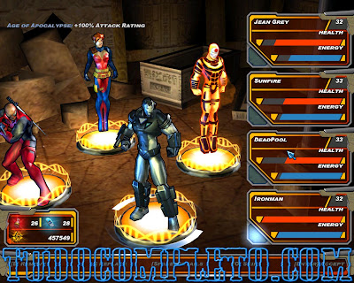 X-men Legends 2: Rise Of Apocalypse (PC)+ Tradução ISO Download Completo
