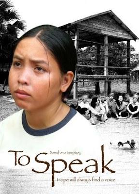 To Speak Movie