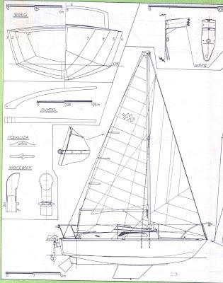 Free Ship Plans: MIS sailing yatch model for 1/1 printing jpeg