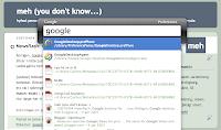 Newsflash: Google desktop för mac