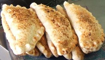 Media Hora para Cocinar Sambusak Cocina sefard